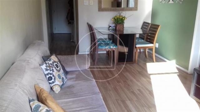 Apartamento à venda com 2 dormitórios em Lins de vasconcelos, Rio de janeiro cod:831838