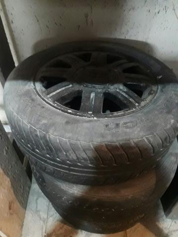 Torrando pra vender Rápido Rodas Aro 15 Audi