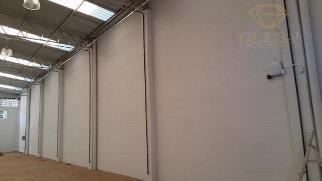 Barracão comercial, Cilo 3, Londrina, 508,82m² BA0008 - Foto 14