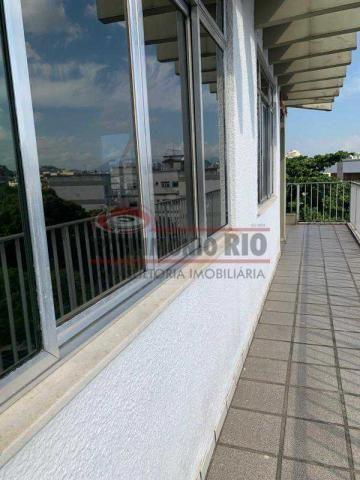 Apartamento à venda com 2 dormitórios em Vila da penha, Rio de janeiro cod:PACO20035 - Foto 3