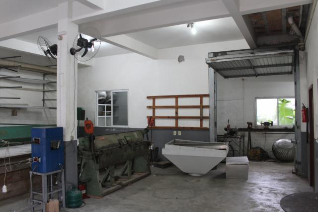 Galpão/depósito/armazém para alugar em Passa vinte, Palhoça cod:74294 - Foto 5