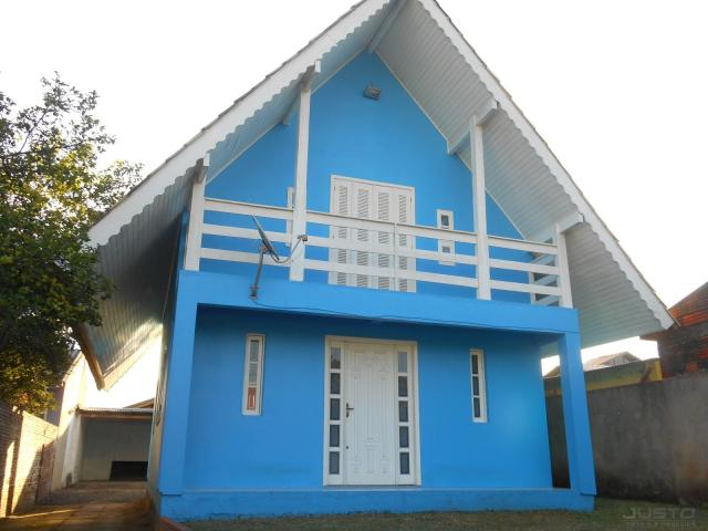 Casa à venda com 2 dormitórios em Campina, São leopoldo cod:9788