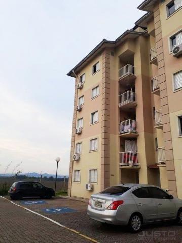 Apartamento à venda com 2 dormitórios em Pinheiro, São leopoldo cod:10215 - Foto 2