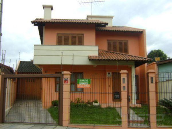Casa à venda com 3 dormitórios em Jardim america, São leopoldo cod:1871