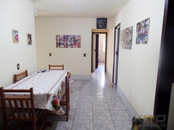 Casa à venda com 2 dormitórios em Santos dumont, São leopoldo cod:7278 - Foto 5