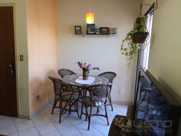 Apartamento à venda com 2 dormitórios em Rio dos sinos, São leopoldo cod:8248 - Foto 3