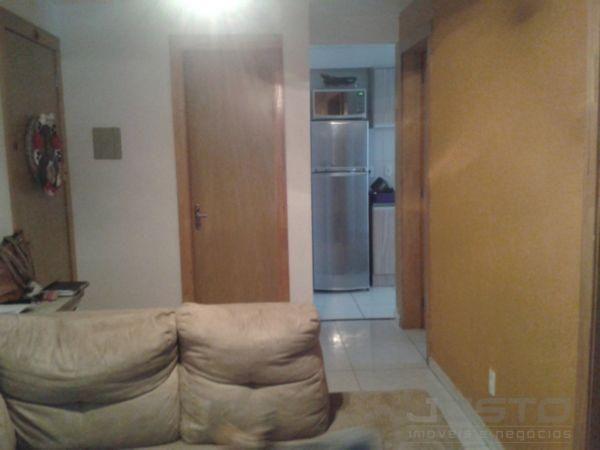Apartamento à venda com 2 dormitórios em Santos dumont, São leopoldo cod:7426 - Foto 3