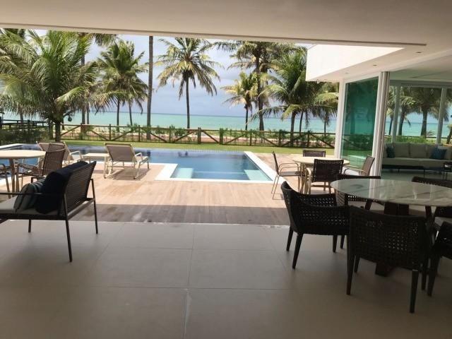 Guarajuba - casa de luxo totalmente mobiliada. venda e temporada. - Foto 4