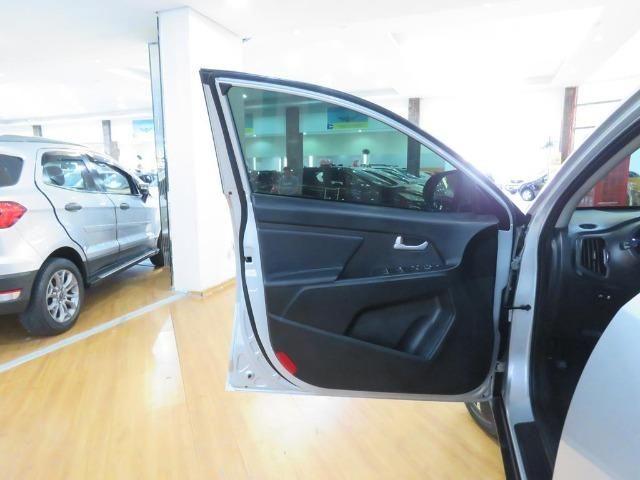 Kia Sportage 2.0 EX 4X2 16v Flex 4p Automático Top de Linha C/ Teto Solar Duplo - Foto 18