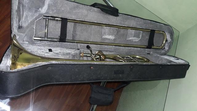 Trombone de vara com rotor - Foto 3