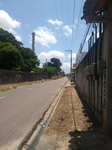 Cactos Centro de Ananindeua 150 metros da BR casas 2/4 em condomínio fechado com laje - Foto 14