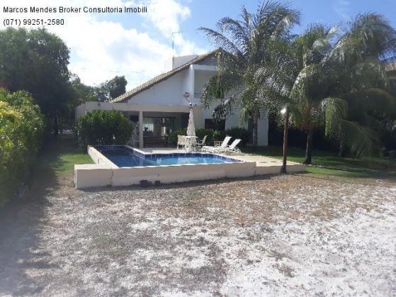 Casa a venda no Condomínio Quinta das Lagoas em Itacimrim. Casa de bom padrão em terreno d - Foto 4