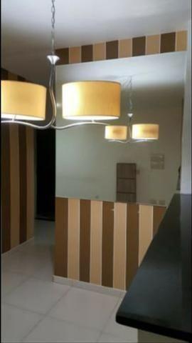 Apartamento de 1 suíte e 2 quartos no Mirante do Lago! - Foto 2