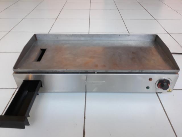 Chapa Elétrica Industrial Cotherm 2000w 220v