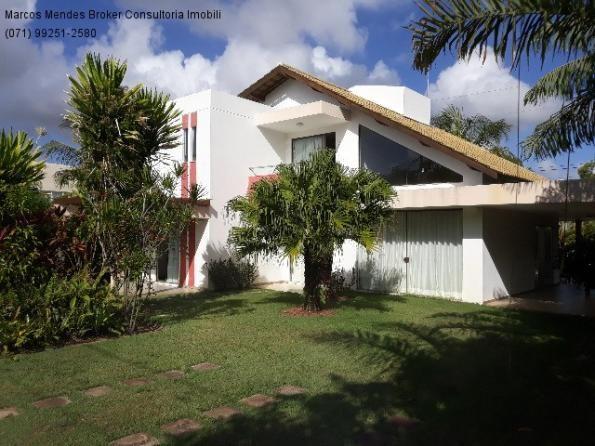 Casa a venda no Condomínio Quinta das Lagoas em Itacimrim. Casa de bom padrão em terreno d