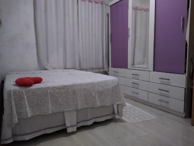 Bela Casa Linear com Quintal - Condomínio Próx. a Est. Iaraquã (Brito) - Foto 13