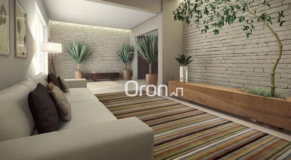 Apartamento à venda, 128 m² por R$ 711.000,00 - Setor Marista - Goiânia/GO - Foto 8