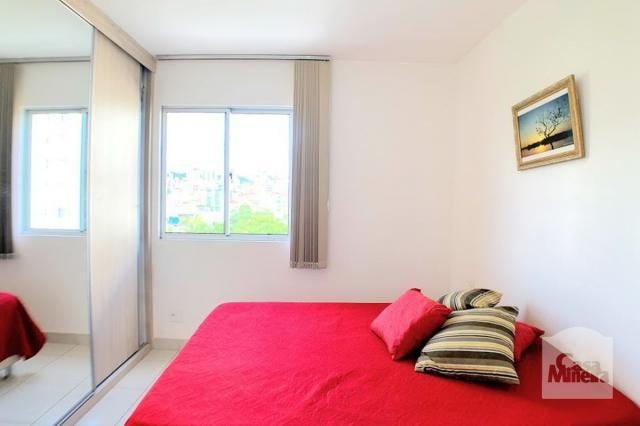Apartamento à venda com 3 dormitórios em Paquetá, Belo horizonte cod:258746 - Foto 4