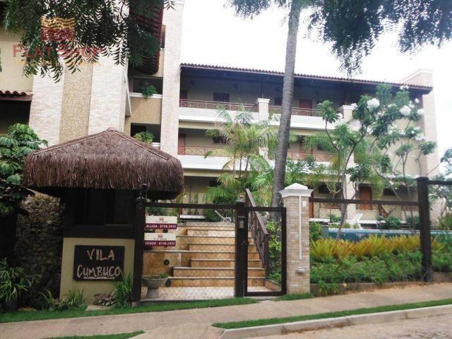 Apartamento para alugar por temporada, condomínio vila cumbuco - cumbuco - caucaia/ce - Foto 20