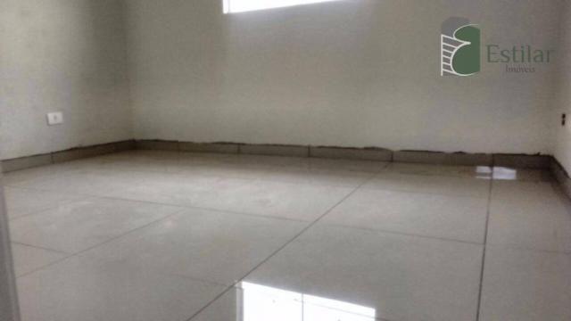 Sobrado 03 quartos (1 suíte) no Alto Boqueirão, Curitiba. - Foto 11