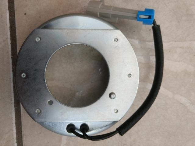 Bobina Campo Compressor Cvc Celta Prisma Astra Stilo Palio - Foto 3