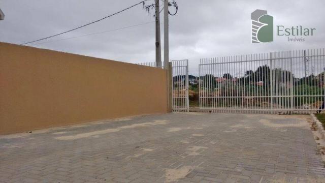 Sobrado 03 quartos (1 suíte) no Alto Boqueirão, Curitiba. - Foto 2