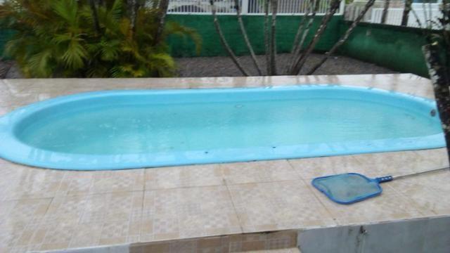 Alugo Casa Balneário Praia de Leste, há 450 metros da praia, - Foto 14