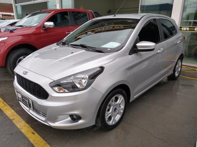 Ford Ka Sel 1.5 flex 2018 unico dono !! - Foto 3
