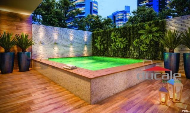 Edifício Monteiro de Lemos. Apartamento com varanda gourmet - Foto 7