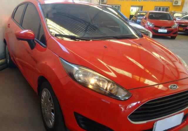Ford/ New Fiesta Hatch 1.5 14/15 completo - Foto 3