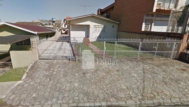 Terreno ZR-3 com 656m² no Capão Raso, Curitiba - Foto 9