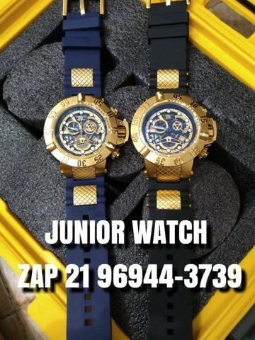 626139c8e78 Relógio Junior WATCH ZAP 969443739 INVICTA - Bijouterias