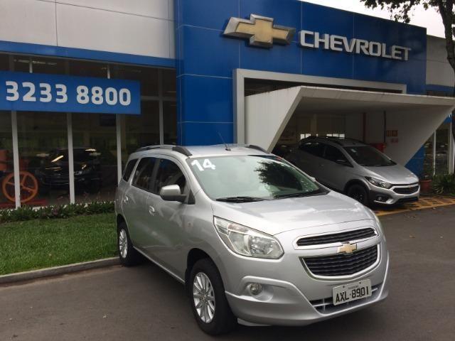 Gm Chevrolet Spin Lt 18 8v Econoflex 5p Mec 2014 587191343 Olx