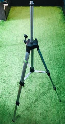 Tripe para câmera e nível a laser - Foto 3