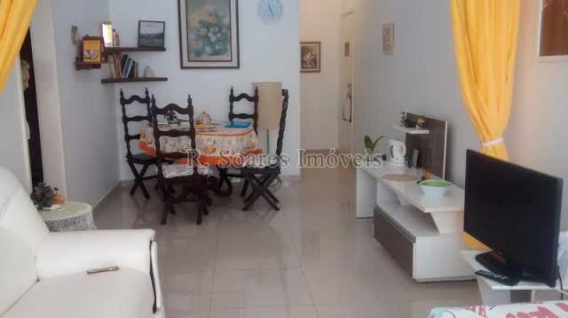 Apartamento para alugar com 1 dormitórios em Copacabana, Rio de janeiro cod:CPAP10165 - Foto 3