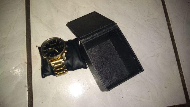 Vendo relógio original sem novo  - Foto 5