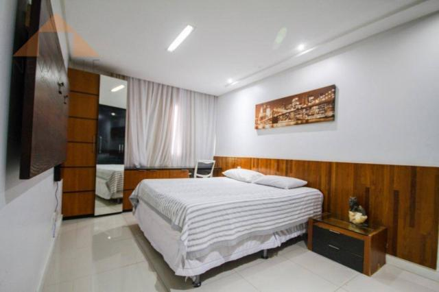 Apartamento com 4 dormitórios à venda, 240 m² por R$ 1.999.999 - Boa Viagem - Recife - Foto 16