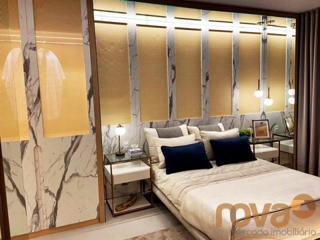 Apartamento à venda com 2 dormitórios em Setor bueno, Goiânia cod:NOV236000 - Foto 13