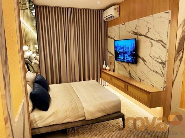 Apartamento à venda com 2 dormitórios em Setor bueno, Goiânia cod:NOV236000 - Foto 19