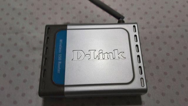 Roteador Wireless D-Link DI-524 - Foto 4