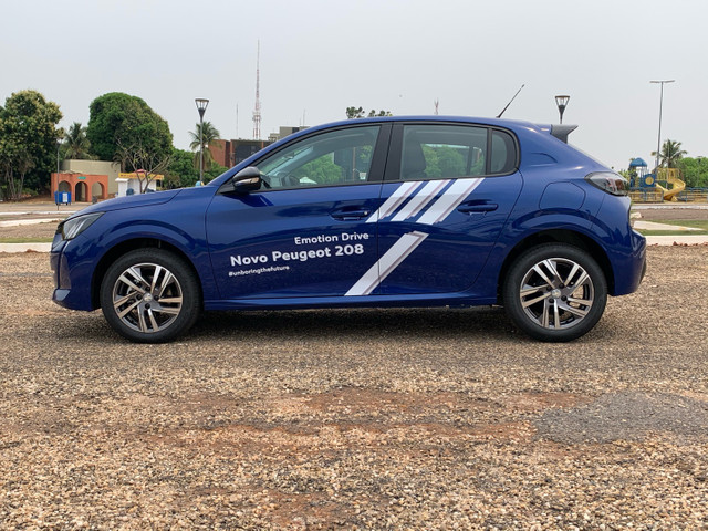 Novo Peugeot 208.  - Foto 3