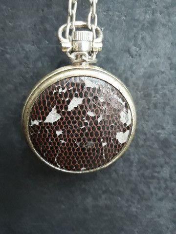 Relógio de bolso antigo  - Foto 2