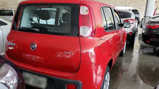 Fiat uno evo vivace 1.0 2014/2015 vermelha - Foto 2