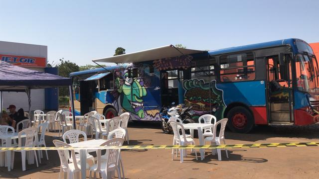 Food truck onibus - Foto 5