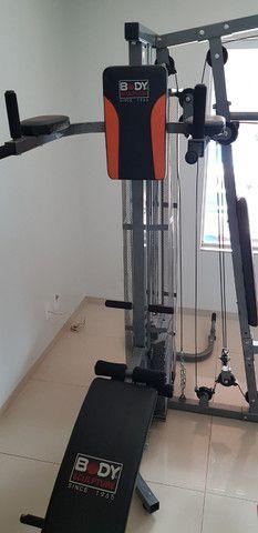 Estação de academia de musculação - Foto 5