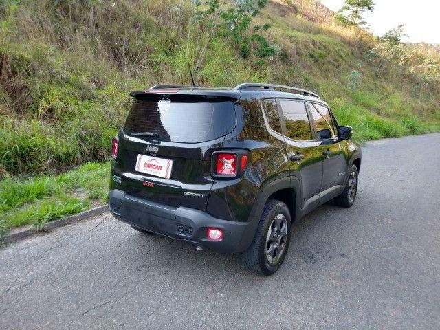 Renegade 4x4 Diesel 2016 AUT - Foto 8