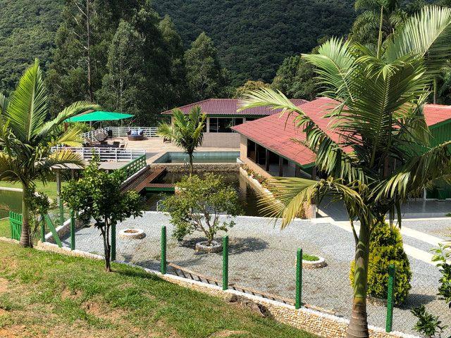 Pousada abençoada para fim-de-semana até 8 pessoas 1200 reais - Foto 15