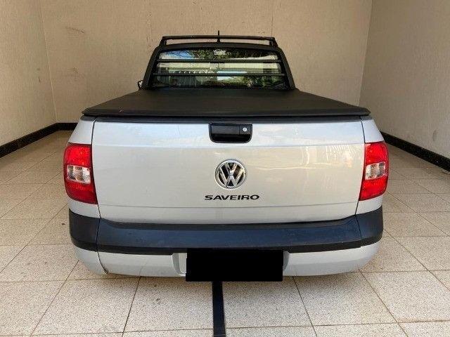Volkswagen Saveiro Surf 1.6 Mi Total Flex 2p- 2016 -Super Conservado - Baixa Km - Foto 4