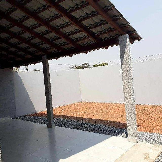 Casa nova no chapéu do sol em Várzea grande - Foto 3