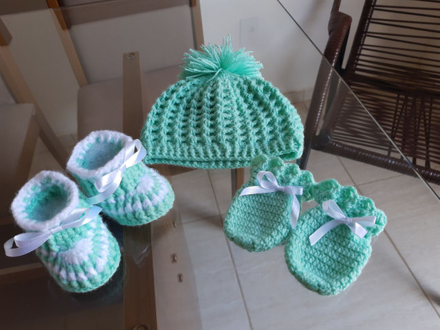 Conjuntinho de bebê - Foto 3
